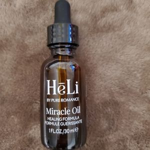 Heli Miracle Oil